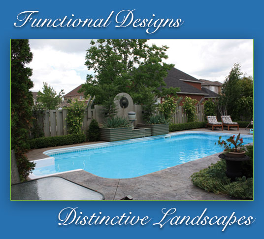 Click to view photos of landscapes designed by Don Prosser.